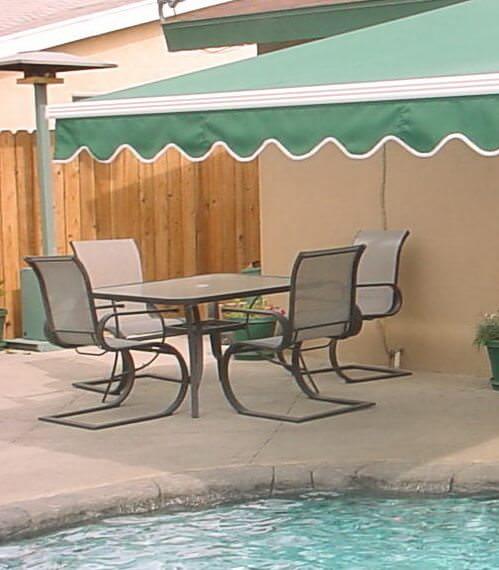 Toldos para patios exteriores muebles campestres exteriores interiores mobiliarios externos - Toldos para patios exteriores ...